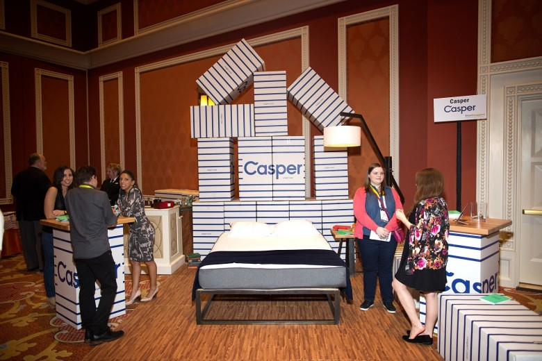 Casper mattress sponsorship