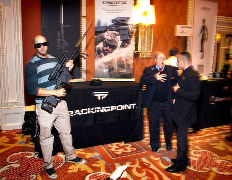 TrackingPoint's Internet-connected rifles promise accuracy and