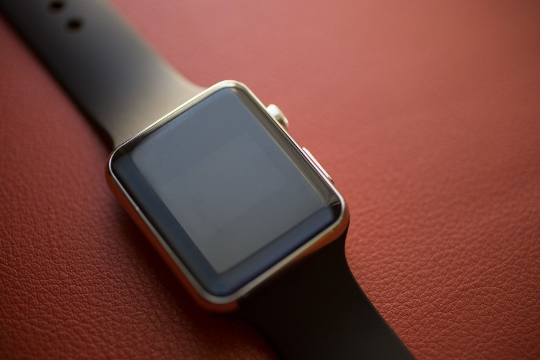 Even a fake Apple Watch feels fashionable. Imagine what the real thing will be like. Photo: Jim Merithew/Cult of Mac