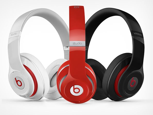 Enter To Win A Pair Of Wireless Beats By Dre Studio Headphones Deals Cult Of Mac