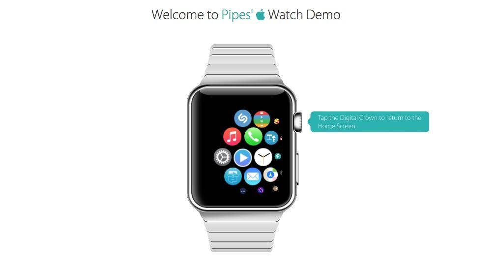 Play with an Apple Watch ahead of release with this emulator! Photo: Cult of Mac