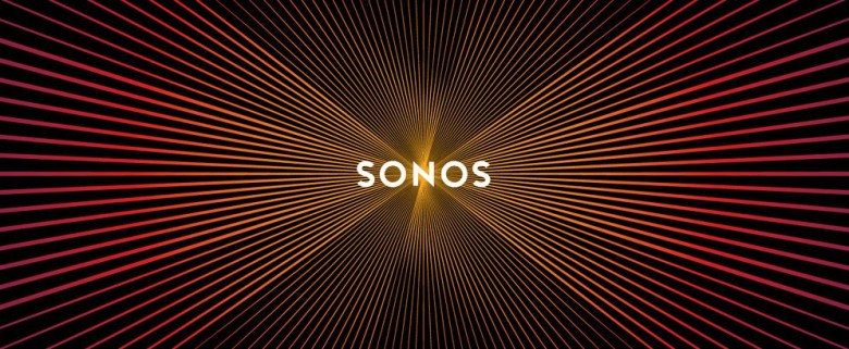 Sonos' new logo is trippy (Pro Tip: scroll up and down while looking at it).