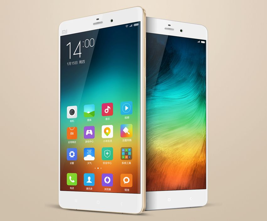 Fancy swapping your iPhone for one of these? Photo: Xiaomi