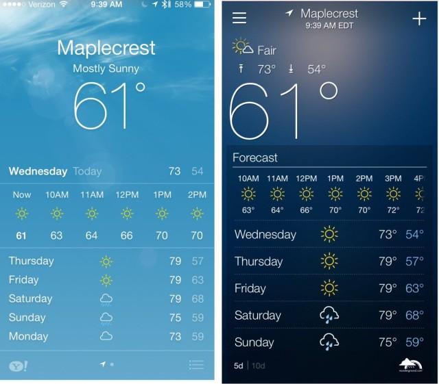 apple-yahoo-weather-apps