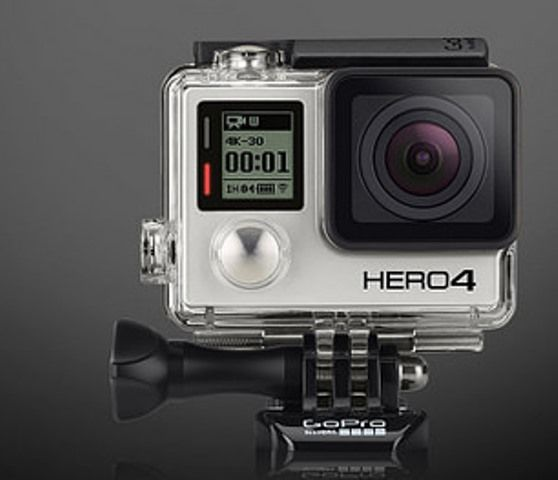 Apple patent takes aim at GoPro
