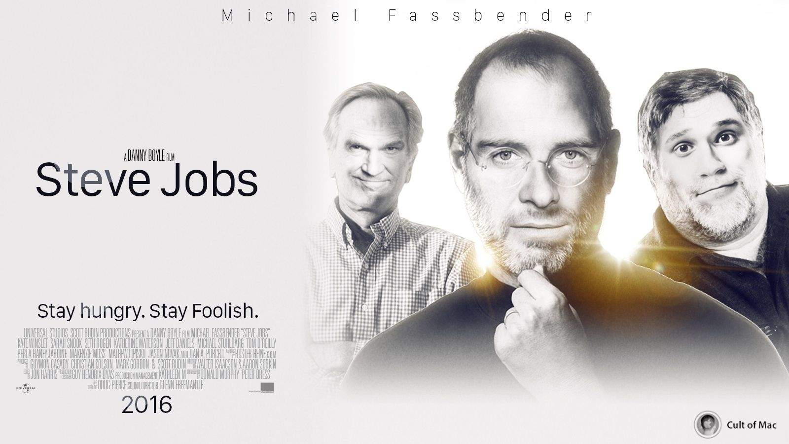 Jobs movie wallpaper