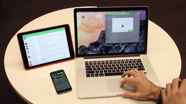 Pushbullet brings your Mac and iOS devices even closer