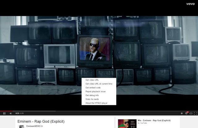 YouTube is finally HTML5 first. Photo: VentureBeat