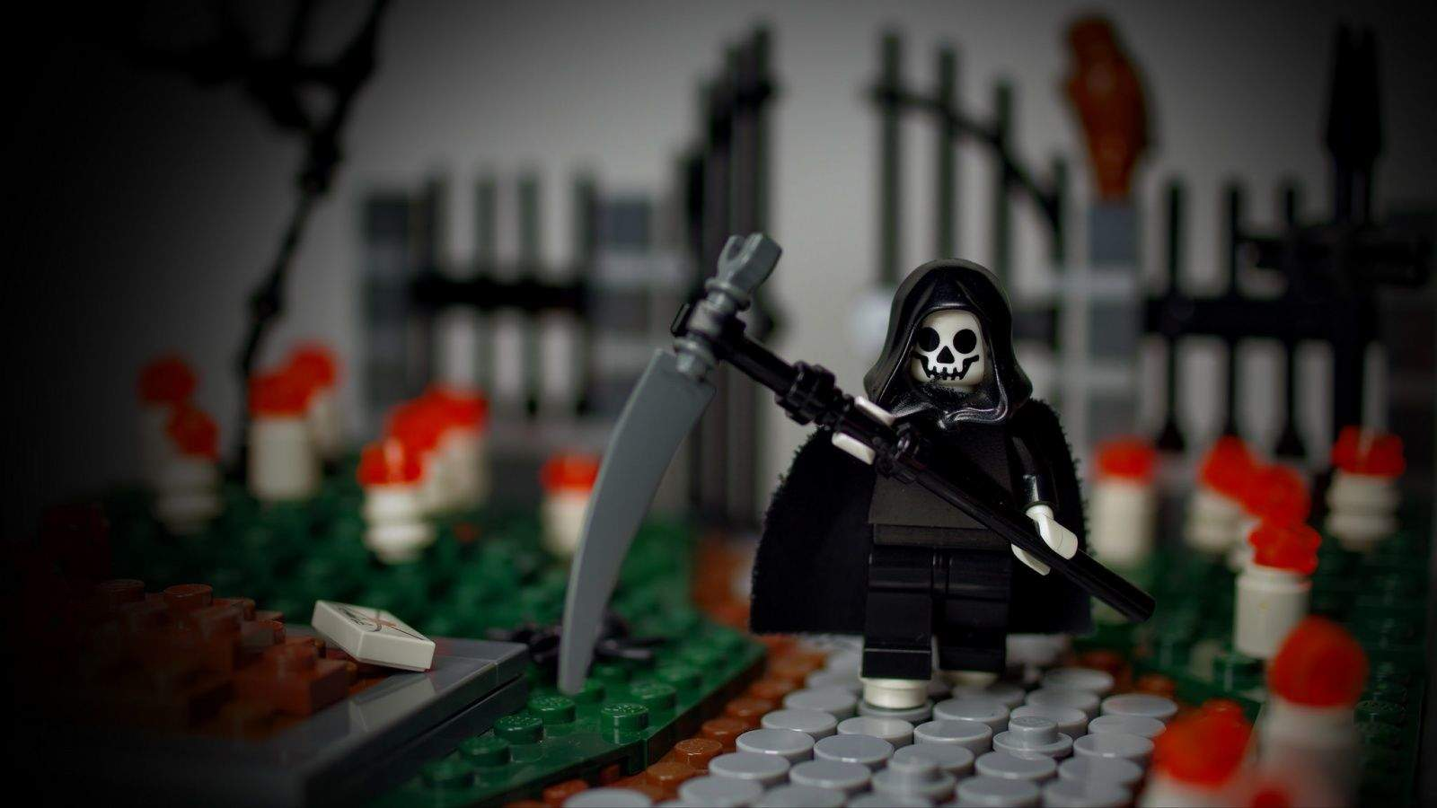 The Grim Reaper: Photo: Ordo/Flickr