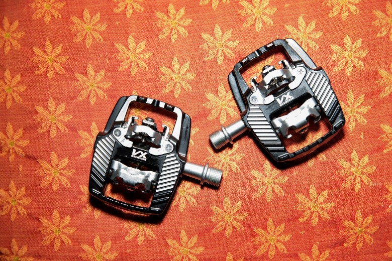 VX Adventure Race mountain bike pedals by VP Components