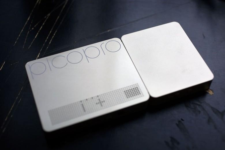PicoPro projector. Photo: Jim Merithew/Cult of Mac