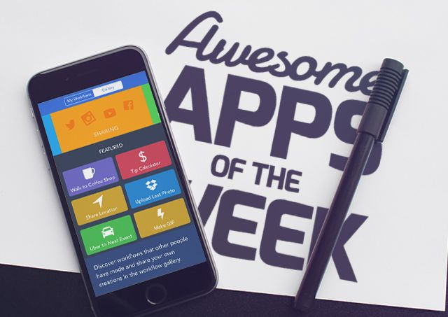 Awesome-Apps-of-the-Week