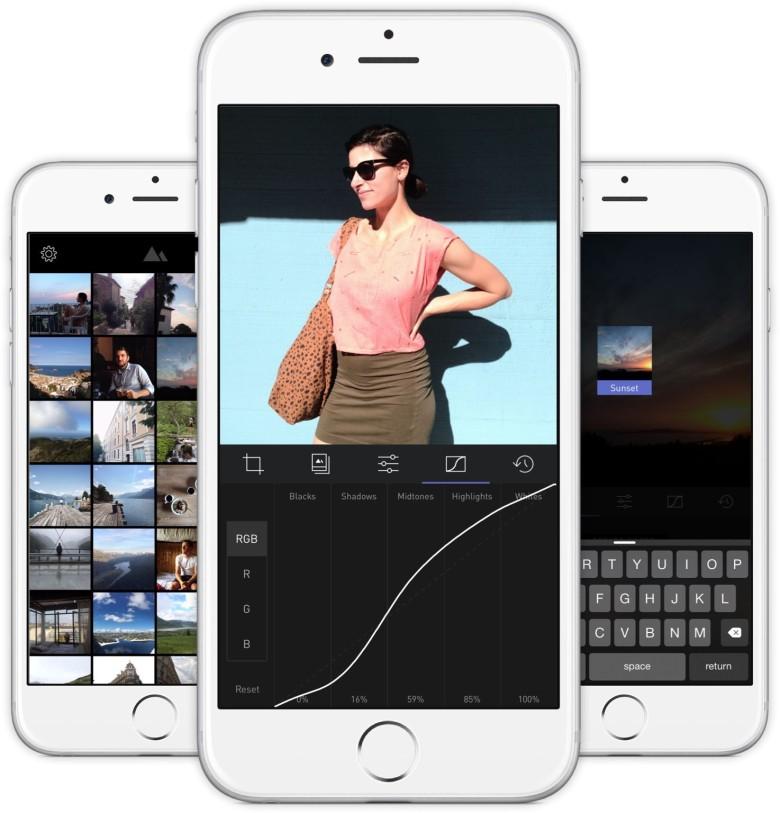 Darkroom is like having Adobe Lightroom on your iPhone