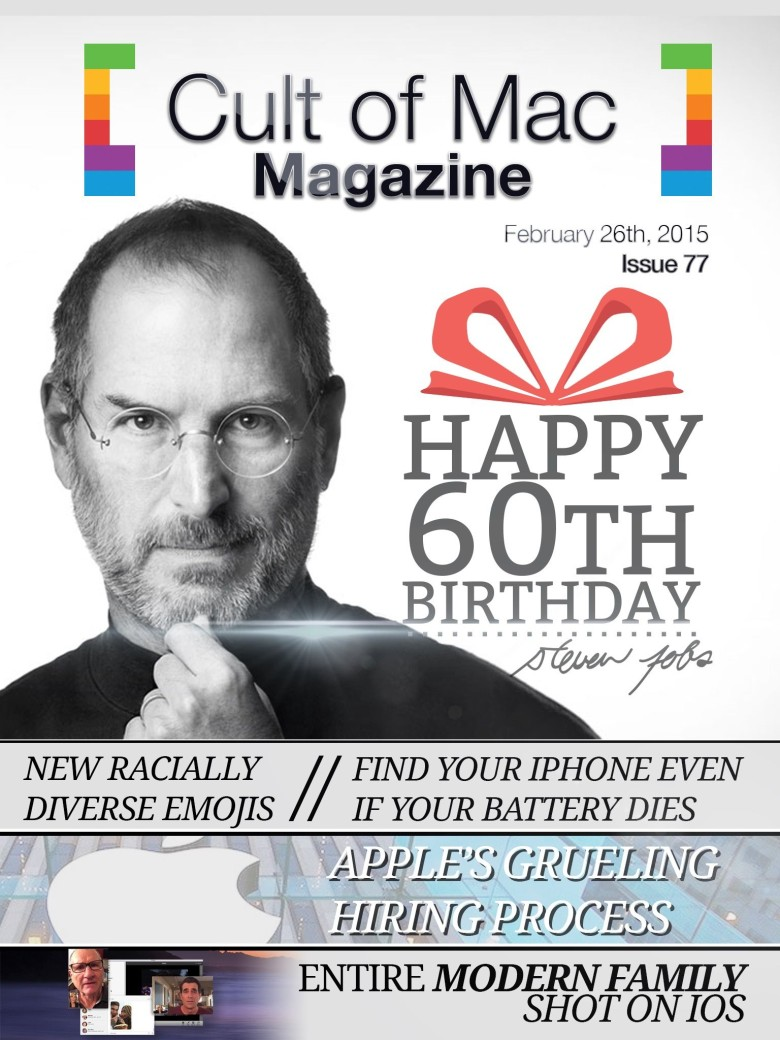 ICYMI Happy 60th Birthday Steve Jobs