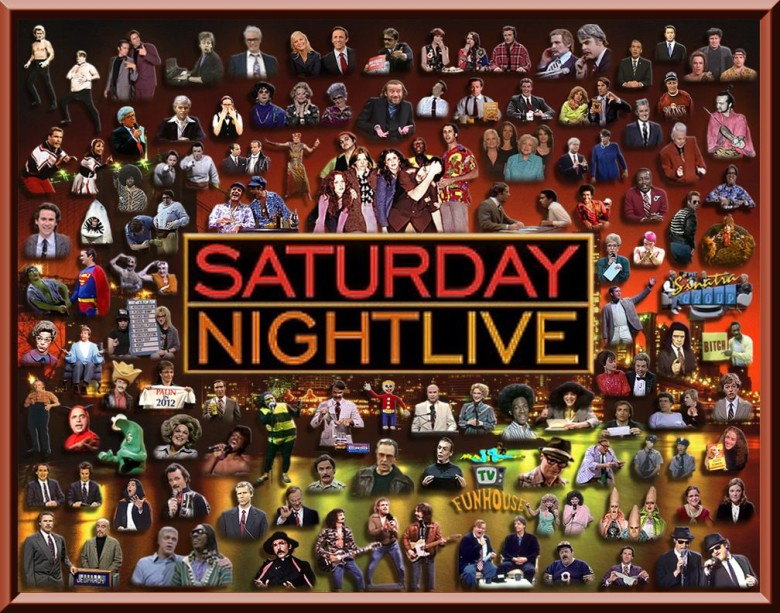 Forty years' worth of comedy gems compressed into one iOS app. Photo: NBC
