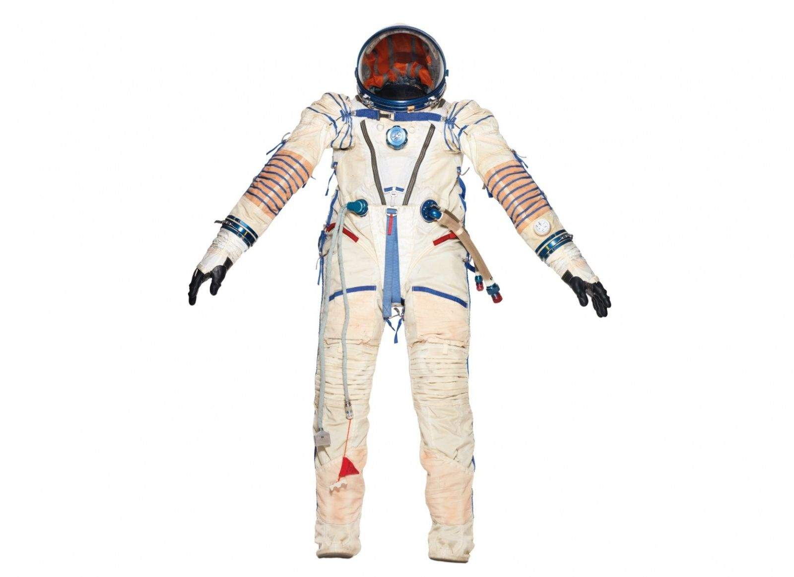 What would a Jony Ive spacesuit look like? Photo: Sotheby's