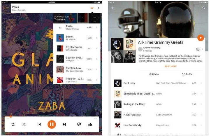 It might be time to switch to Google Play Music. Photo: Cult of Mac