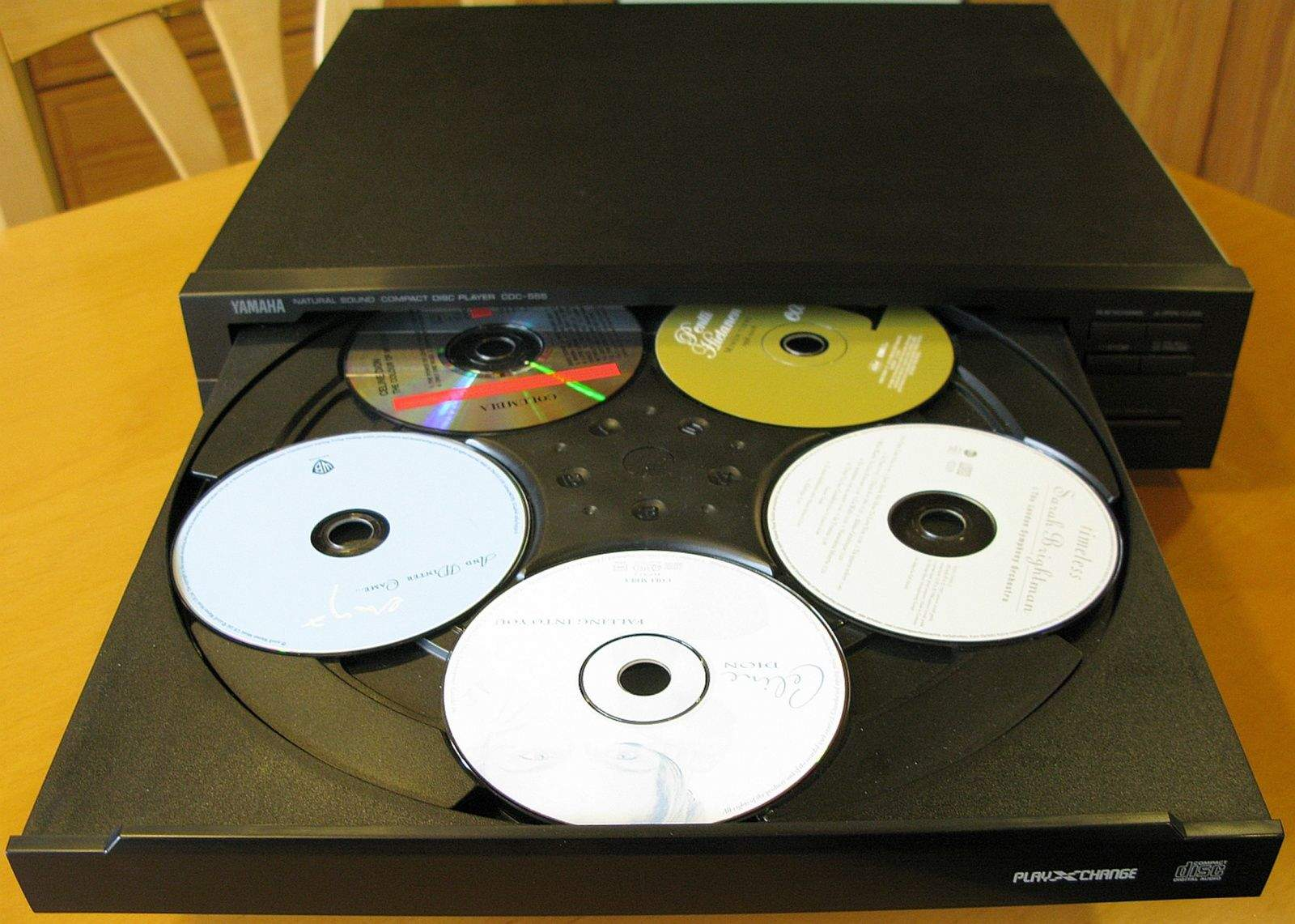 the emergence and evolution of the compact disks and music digital formats