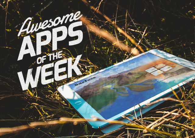 It's the weekend -- and have we ever got some great apps to help you fill up the next two days!From nuclear bunkers to photo-editing suites, and Apple Music playlist importers to run-and-gun actioners, check out our picks for the week's most newsworthy apps. You won't regret it!
