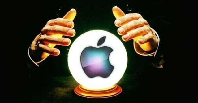 The Apple rumors are crazy this week...