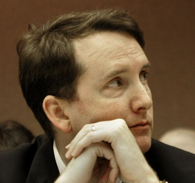 Apple's recently ousted Alabama lobbyist, Jay Love. Photo: Buzzfeed