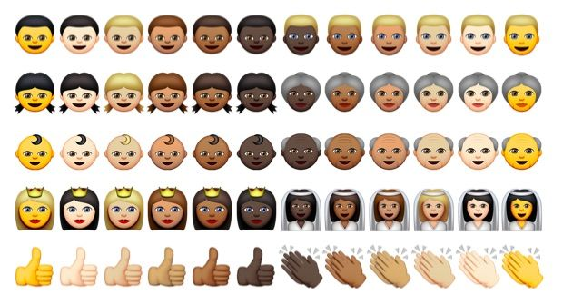 300 new emoji are coming to your iPhone soon. Photo: Cult of Mac