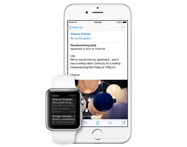 Apple Watch event in March?