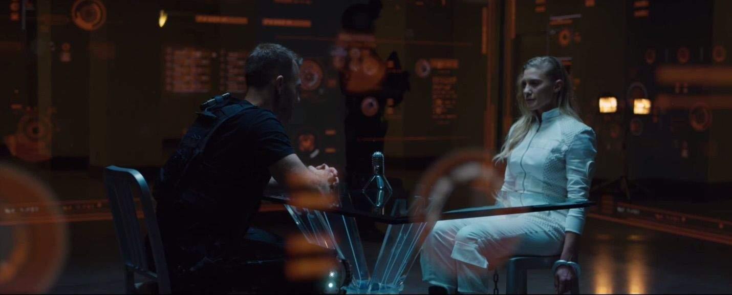 Dawson and Starbuck in a gritty future war? Yes please. Photo: Adi Shankar/YouTube