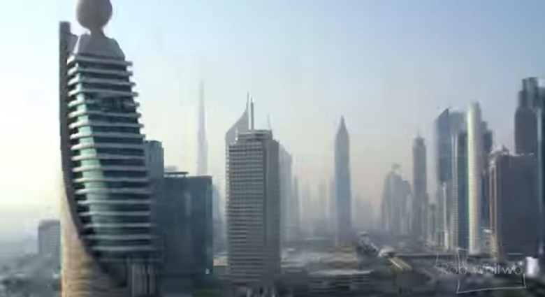 Dubai Flow Motion is the latest time-lapse video by travel photographer/filmmaker Rob Whitworth. Photo: Rob Whitworth/YouTube