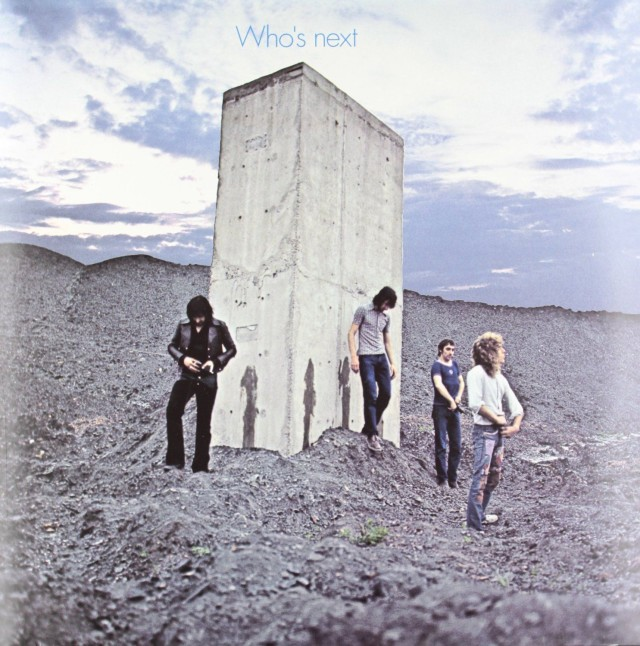 Photo: The Who