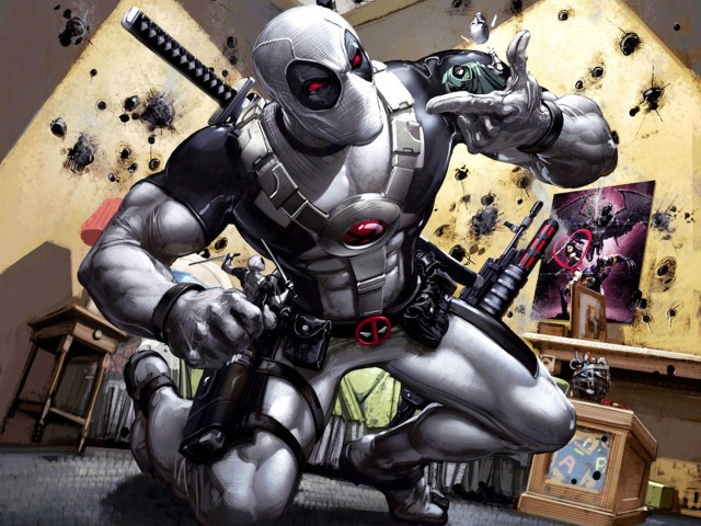 Everyone's favorite comic book mercenary is finally getting his own movie. Photo: Marvel Comics