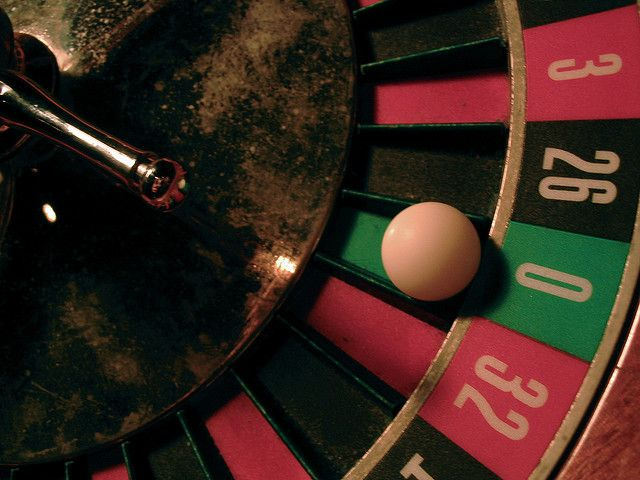 And the roulette wheel of Apple Watch predictions lands on... zero? Photo: John Wardell/Flickr CC