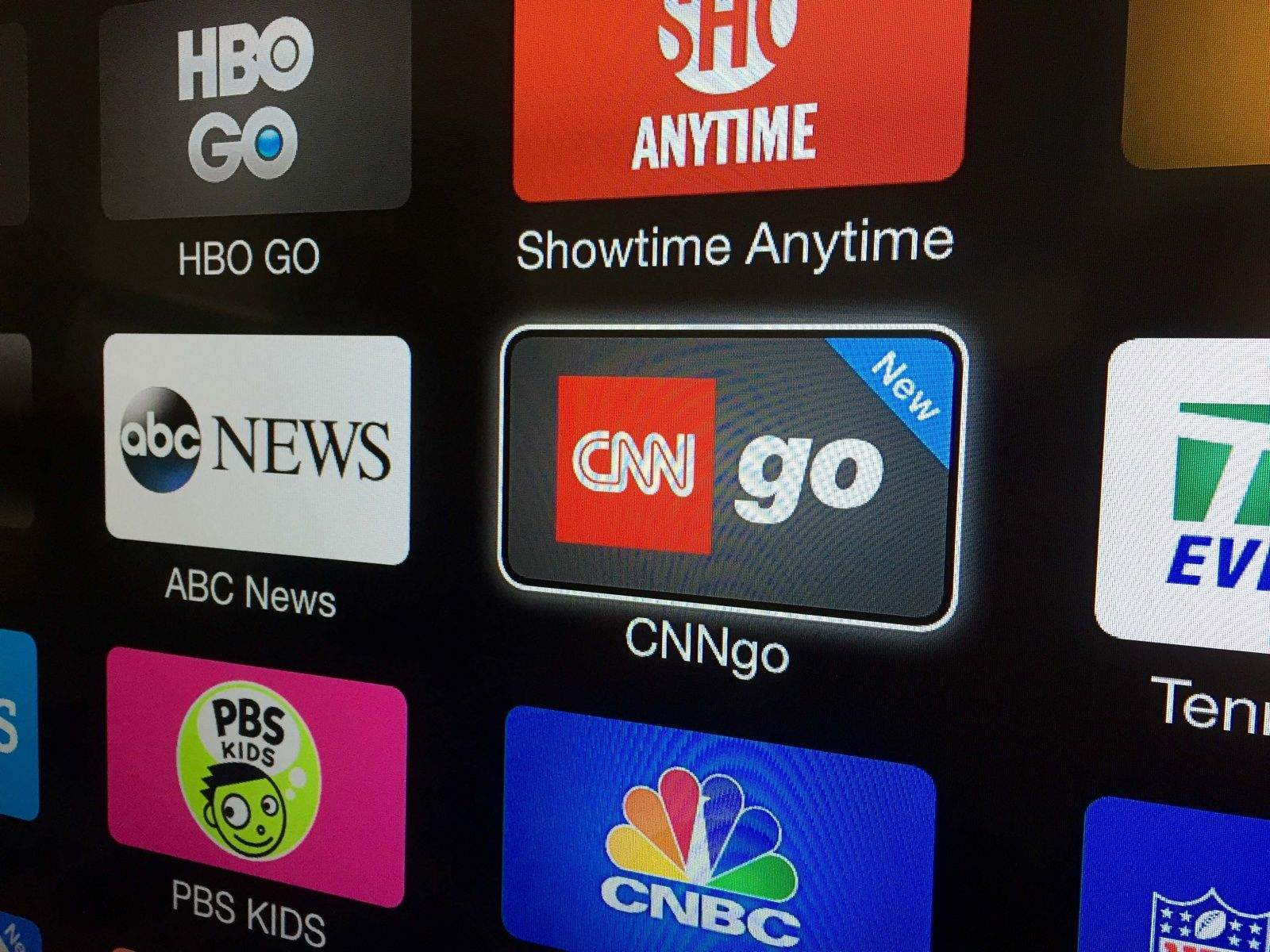 Apple's forthcoming service would unify top TV networks into one package. Photo: Alex Heath/ Cult of Mac