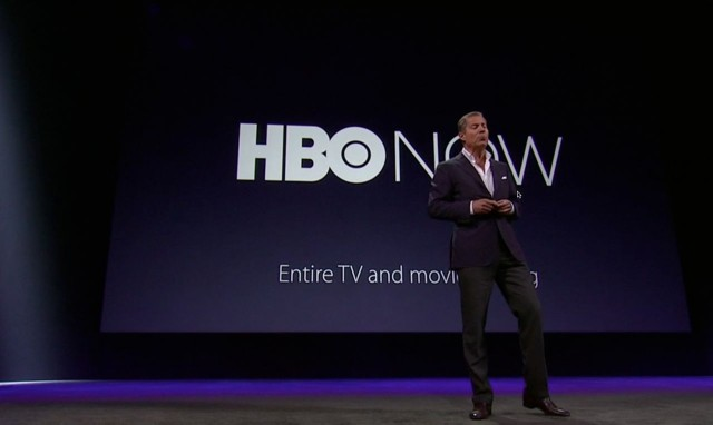 Richard Plepler, CEO of HBO, initiates a sea change in the way TV is distributed. Photo: Apple