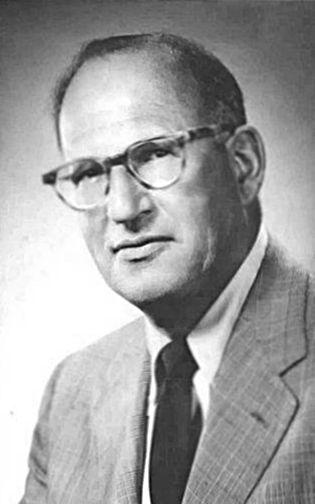 Joseph Eichler in 1958. Photo: Gene's Studio CC