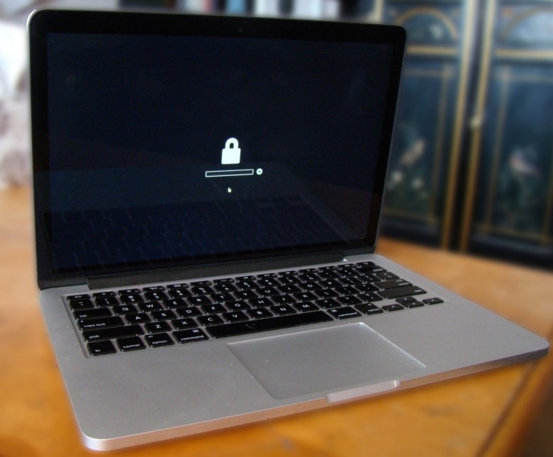 Remove your Mac's EFI password for easier data recovery