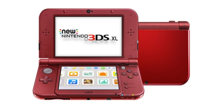 The New Nintendo 3DS makes some games play better. Photo: Nintendo
