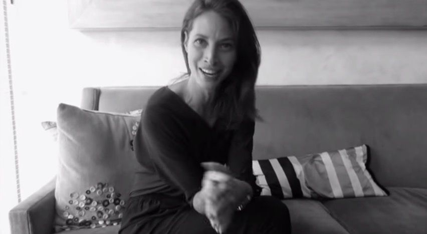 Christy Turlington Burns wants you to buy an Apple Watch. Photo: Cult of Mac