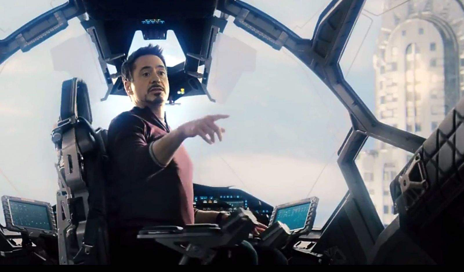 Tony Stark really does make the Avengers look cool. Photo: Marvel Studios