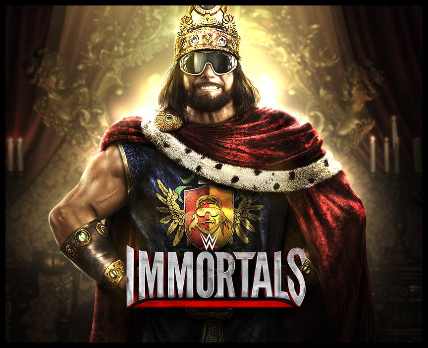 wwe immortals gets an upgrade just in time for wrestlemania