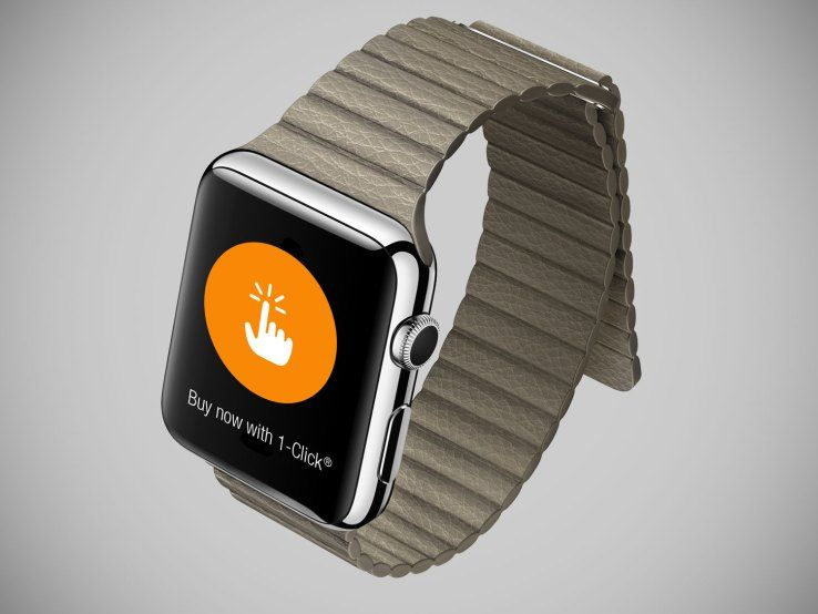 Amazon for Apple Watch is here. Photo: Techcrunch