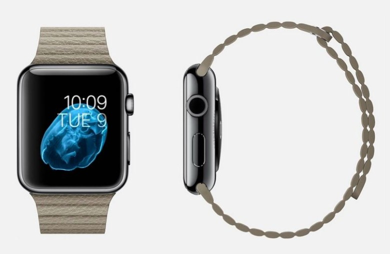 You can swap out bands within 14 days if you regret your choice. Source: Apple