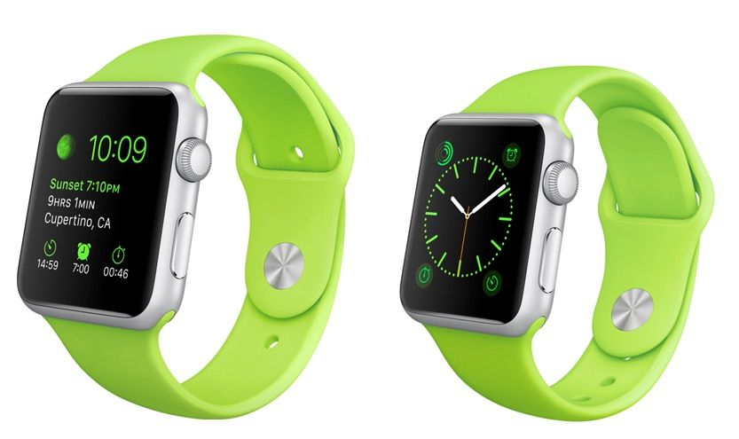 Your Apple Watch could be on the way! Photo: Apple