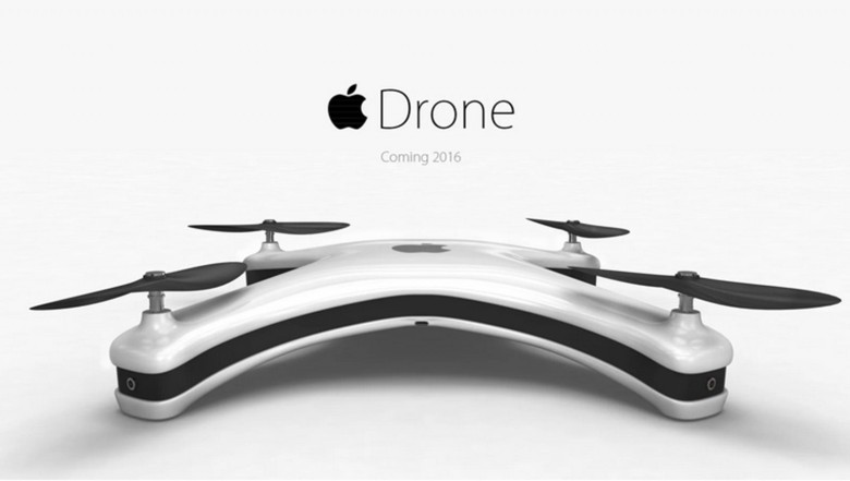 US Drone Programme Faucets Apple, Passes More than Amazon, China's DJI