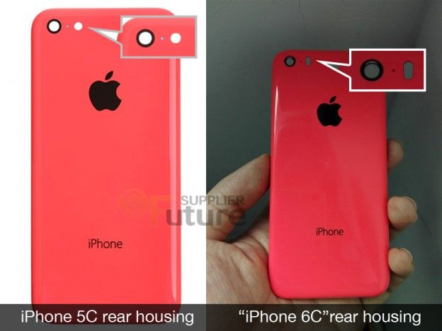 Is this the future iPhone 6c?  Photo: Future Supplier