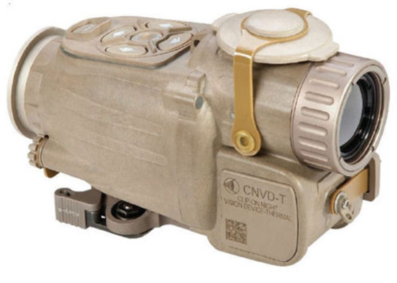 This night vision device, missing from a $750 million military program, can be yours on eBay for just over $16,000. Photo: eBay