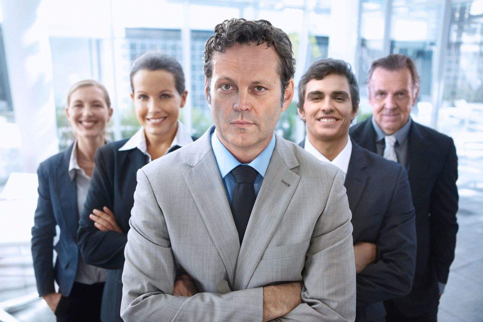 Vince Vaughn and the Apex Select Team. Photo: 20th Century Fox/iStock by Getty Images