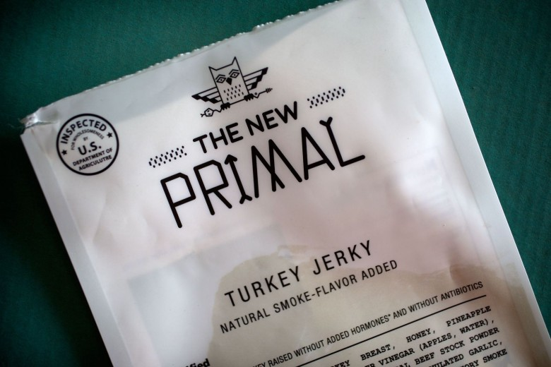Free Range Turkey Jerky from The New Primal