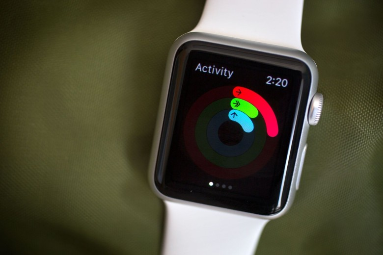Apple Watch's Activity app