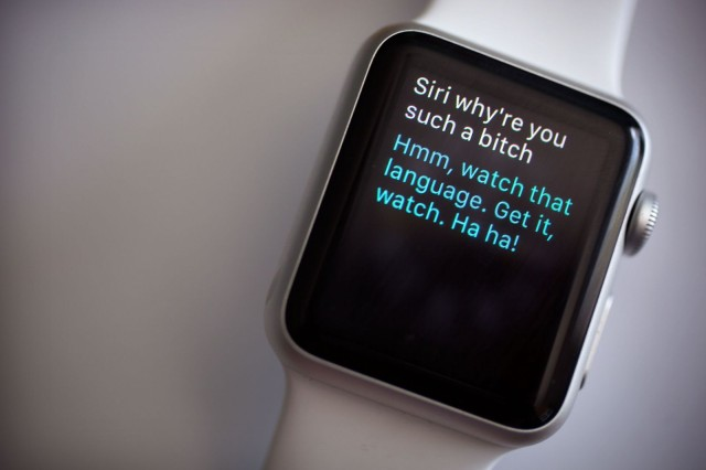 Siri's humor circuits are as lively as ever. Photo: Jim Merithew/Cult of Mac